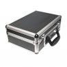 China Black Aluminum Tool Boxes With Foam wholesale