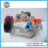 China QS70 ac compressor car SUZUKI SWIFT 2011-12 SUZUKI WAGON R SOLIO 95201-68LA1 95200-68LA1 AKS200A205A AKS011H201F K12B wholesale