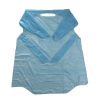 China Antibacterial Disposable Plastic Gowns , Disposable Patient Gowns Professional wholesale