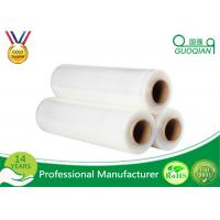 China Classic LLDPE Packaging Pallet Wrap Stretch Wrap Film for Hand And Machine Use wholesale