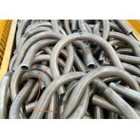 China Forged Elbow Steel Boiler Tubes / 90° 45° SR 5'' SCH10S Stainless Steel Bends Elbows on sale