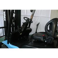 China Four Wheel Battery Powered Lift Trucks , Explosive Proof Electric Counterbalance Truck wholesale