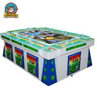 China Arcade Hunting Fishing Game Machine Shooting Fish Game Machine Table Gambling Type wholesale