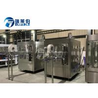 China High Speed Carbonated Drink Filling Machine For Alcohol Drink / Gas Water wholesale