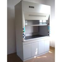 Buy cheap Alll PP Material Ventilated Cabinet Labpratpry Fume Hood For Laboratory Used from wholesalers