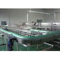 China Durable Carbonated Soft Drink Machine Production Line For Two / Three - Piece Cans wholesale