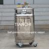 China TianChi YDZ-200 self-pressured cryogenic vessel price in RU wholesale