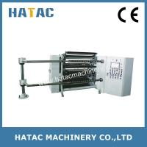 China Automatic White Board Slitting Machinery,Aluminum Foil Slitter Rewinder Machine,Paper Roll Slitting Machine on sale