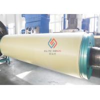 China 8 Mm To 150 Mm Idler Roller For Flat Return Rubber Conveyor Belt CE Certificate wholesale