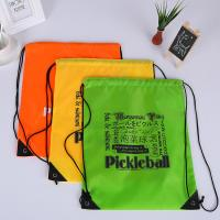 China Selling well all over the world Personalized Double Shoulder Strap Swimming Drawstring Bags wholesale