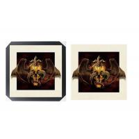 China SGS 3d Lenticular Picture With PS Frame 0.6mm Pet Thickness 5d Photos wholesale