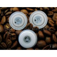 Buy cheap ECO-FRIENDLY one way valve for clear white custom side gusset aluminum foil from wholesalers