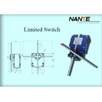 Quality Blue Electric Wire Rope Hoist Steel Holding Limited Switch Used In Hoist And Complex Crane System for sale