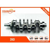 Buy cheap TOYOTA 2K / 2KD - FTV Engine Forged Steel Crankshaft 13401 - 30020 13401-30060 from wholesalers
