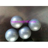 China Dia20-150mm cement plant used grinding cast iron ball wholesale