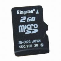 China MicroSD Card, High Quality, OEM Orders are Welcome wholesale