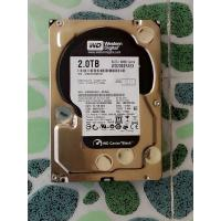 China Enterprises Computer Internal 3.5 inch Hard Drive 2TB For Desktop WD2002FAEX on sale