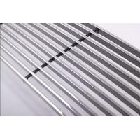 China Lightweight Silver White Polished Aluminium Profile For Door And Window wholesale