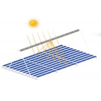 China 130mph Wind Load Solar Thermal System , Galvanized Solar Electric Heating Systems wholesale