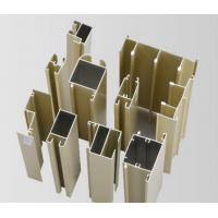China Powder Painted / Anodized Aluminum Extrusion Profiles For Side Hung Doors wholesale