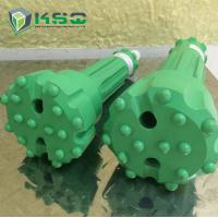 China Spherical Ballistic Inserts DTH Drill Bits Rock Drilling Bits For M40 DTH Hammer wholesale