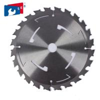 Quality Abrasive Cutting Mental TCT Saw Blade , Carbide Tip Circular Saw Blade for sale
