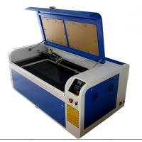 China CO2 CNC Laser Engraving Machine For Acrylic Leather Wood Glass Crystal Metal wholesale