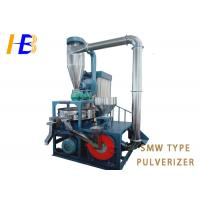 China 37kw Water Pipe PVC Pulverizer Machine Improve Particle Size Distribution wholesale