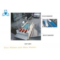 China Commercial SS304 Boot Cleaning Machine and Shoe sole cleaning machine Brush Tool For Pharmacy wholesale