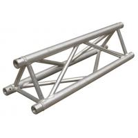 China Exhibition Alloy Aluminum Triangle Truss Spigot Lightweight Silvery Frame wholesale