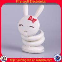 China Rabit LED Night Light For Kids holidays Carton cute light with LED supplier Fire-wolf Rabbit LED light manufactur wholesale