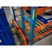 China Heavy Duty Steel Selective Pallet Rack For Industrial Warehouse Storage wholesale