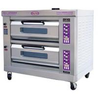 Buy cheap 2 Layers Pizza Baking Ovens With Microcomputer Control from wholesalers