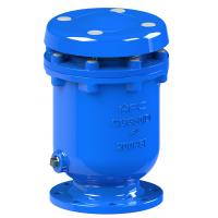 China Ductile Iron Combination Air Release Valve For Water Systems Stainless Steel Float wholesale