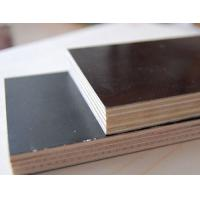 China Hardwood Core Brown Film Faced Plywood for Building Formwork 1250 x 2500 18mm wholesale