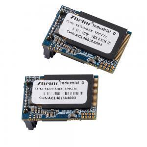 8GB SATA DOM SSD 270 Degree SATA II 3Gb/s 7Pin RoHS ECC Support 3 year Warranty
