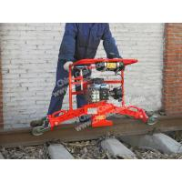 China High Quality Internal Combustion Handheld Grinding Machine Railway Rail Grinder wholesale