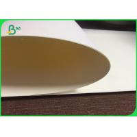China 60 gsm 70gsm 80gsm Cream Woodfree Offset Paper , Anti Water Offset Printing Paper wholesale