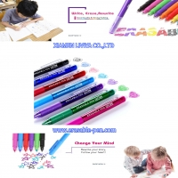 China Disappearing Ink Heat Erasable Frixion Pen Clicker 07 wholesale