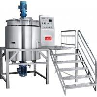 China Liquid soap mixing tank on sale