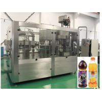 China High Capacity Fizzy Drink Production Line Automatic For Red Bull Energy Drinks wholesale