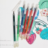 Buy cheap Soft Grip Bullet Tip 0.7mm Erasable Gel Pens from wholesalers