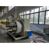 China AF-63 HDPE Pipe Extrusion Production Line , Plastic Pipe Extrusion Machine on sale