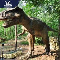 China Professional Realistic Dinosaur Models Hands Moving Theme Park Huge Decoration wholesale