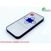 China Hidden HD 1080P Security Wifi Camera Clock With Remote Controller 1280 * 960 wholesale