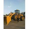 China 5000kg zl50 wheel loader container side loader for sale wholesale