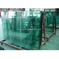 Doors Coated Tempered Safety Glass Decorative Curved Toughened Glass Manufactures