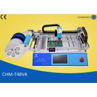 China Vision Camera Smd Pick And Place Machine , All In One Smt Production Line wholesale