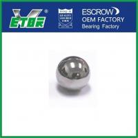 China Chrome Steel Material Round Steel Balls Bearing Parts High Corrosion Resistance wholesale