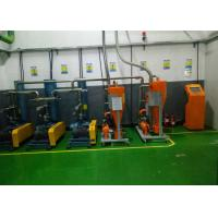 China Strong Negative Pressure Central Conveying System Twin Lobe Roots Blower For Plastic Molding wholesale